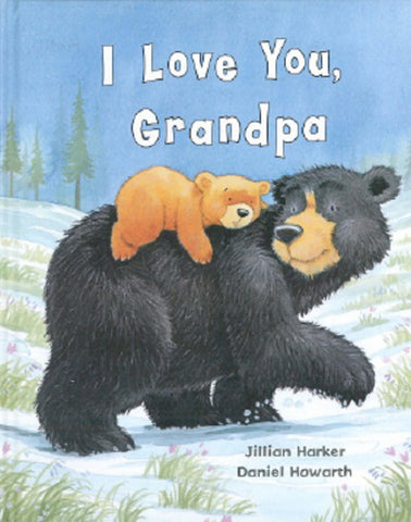 I Love You Grandpa - Cottage Door Press