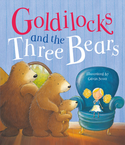 Goldilocks and the Three Bears - Cottage Door Press
