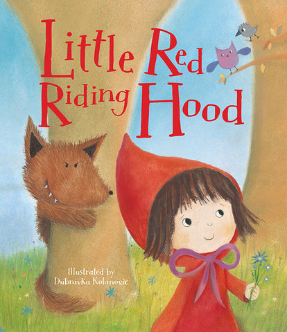 Little Red Riding Hood - Cottage Door Press