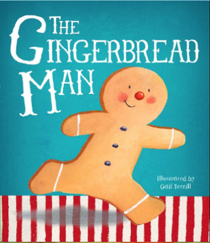 The Gingerbread Man - Cottage Door Press