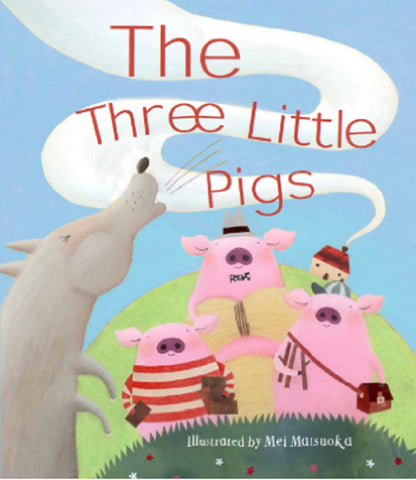 The Three Little Pigs - Cottage Door Press