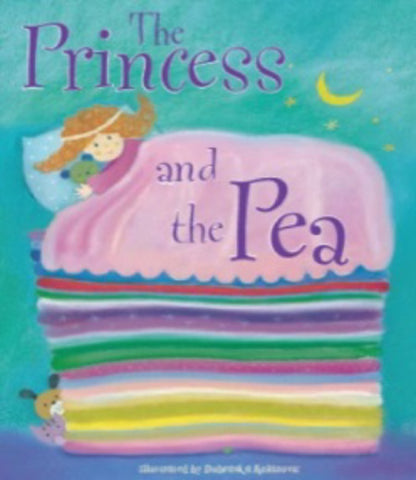 Princess and the Pea - Cottage Door Press