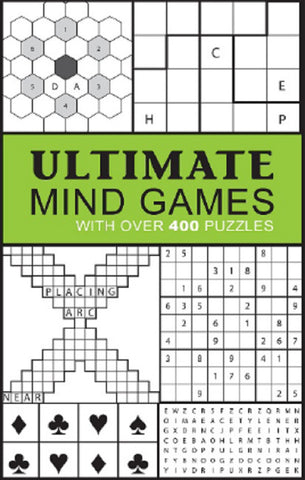 Ultimate Mind Games - Cottage Door Press