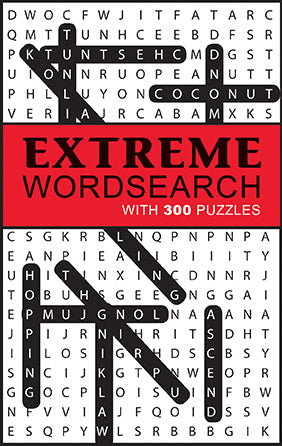 Extreme Wordsearch - Cottage Door Press