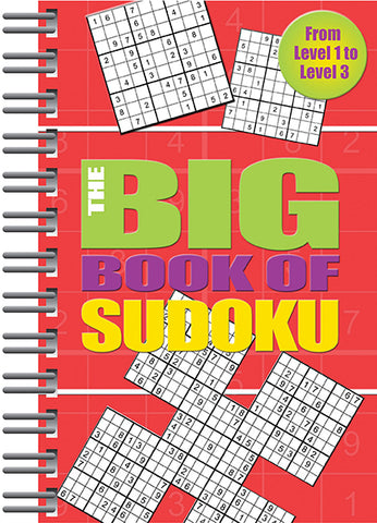 Big Book of Sudoku - Cottage Door Press