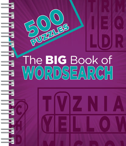 The Big Book of Wordsearch - Cottage Door Press