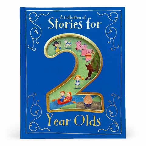 Collection of Stories for 2-Year-Olds - Cottage Door Press
