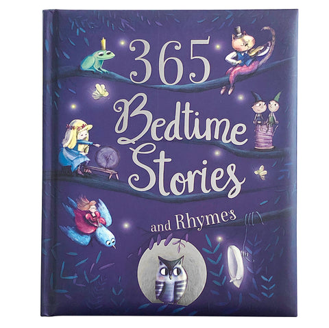 365 Bedtime Stories and Rhymes - Cottage Door Press