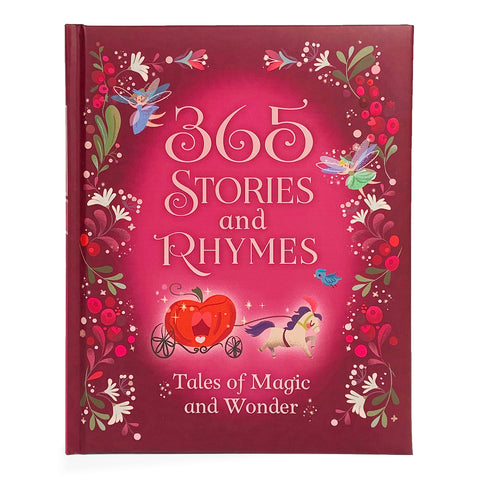 365 Stories and Rhymes - Cottage Door Press