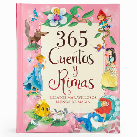 365 Stories and Rhymes (en español)