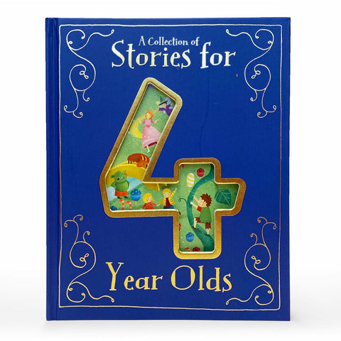Collection of Stories for 4-Year-Olds - Cottage Door Press