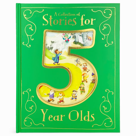 Collection of Stories for 5-Year-Olds - Cottage Door Press