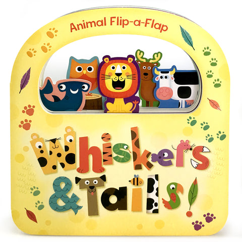 Whiskers & Tails - Cottage Door Press, LLC - 1