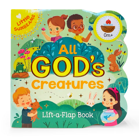 All God's Creatures - Cottage Door Press