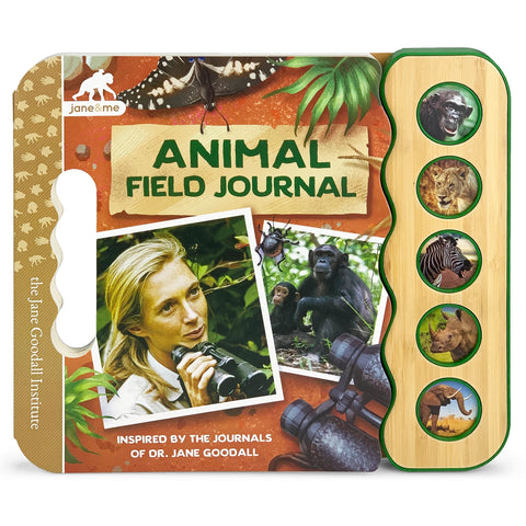 Jane & Me: Animal Field Journal