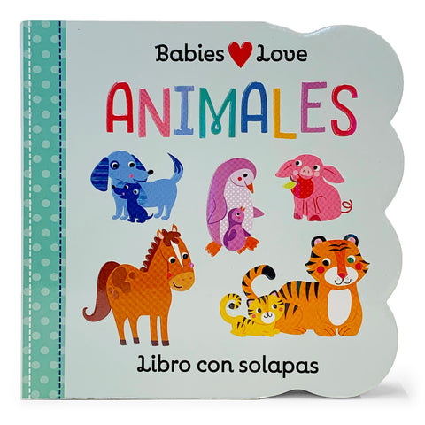 Animales (en español) - Cottage Door Press