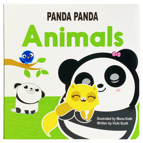 Panda Panda Animals - Cottage Door Press