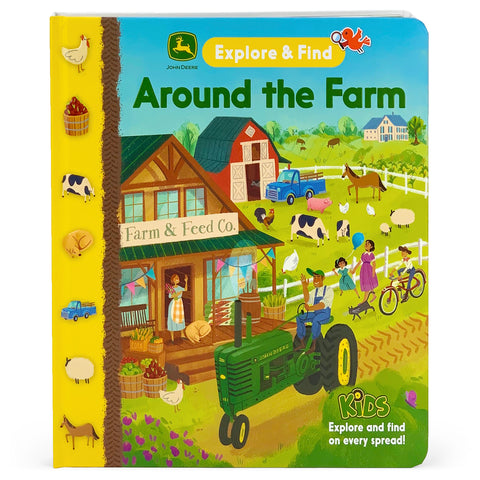 Explore & Find: Around the Farm