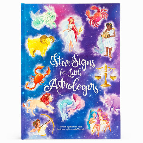Star Signs for Little Astrologers - Cottage Door Press