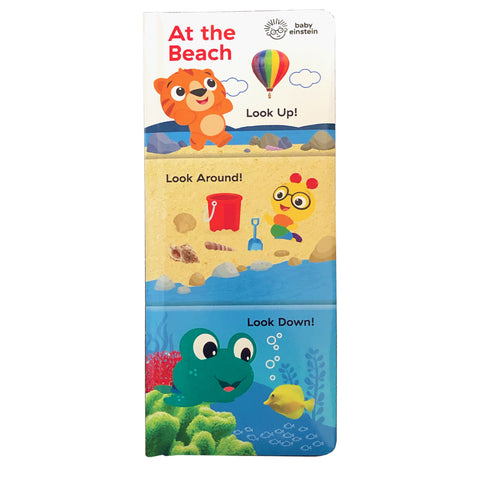 Baby Einstein™ At the Beach - Cottage Door Press