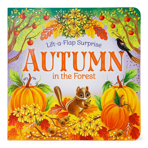 Autumn in the Forest - Cottage Door Press