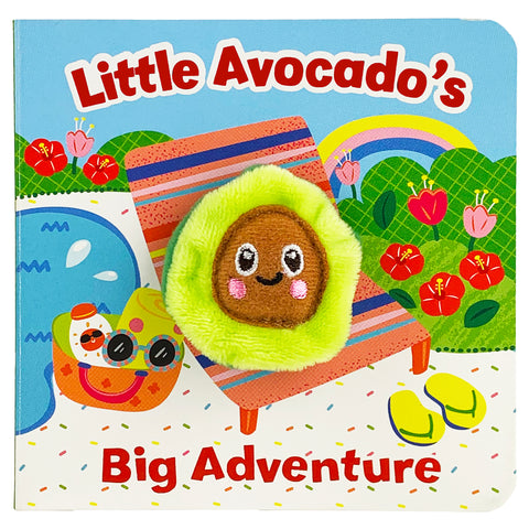 Little Avocado's Big Adventure - Cottage Door Press
