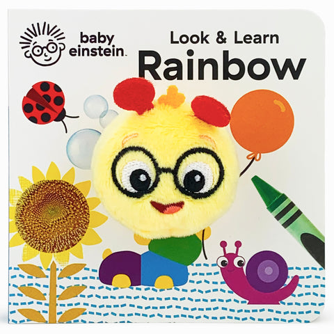 Baby Einstein Look & Learn Rainbow - Cottage Door Press