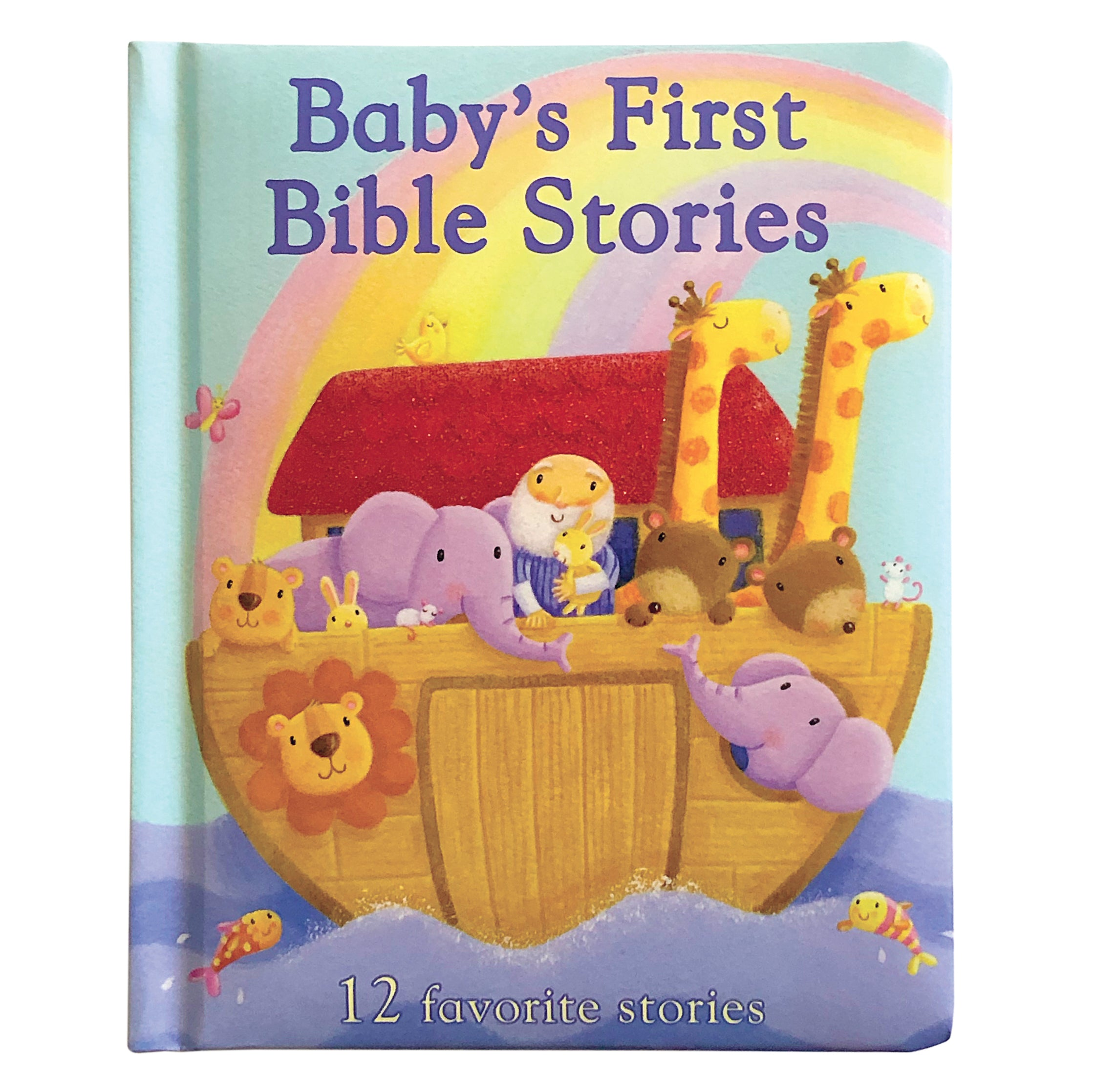 Baby S First Bible Stories