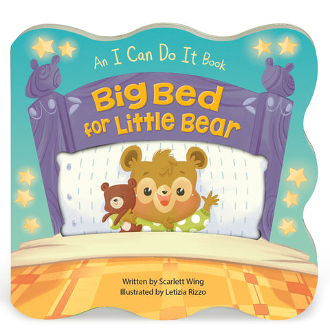 Big Bed for Little Bear - Cottage Door Press