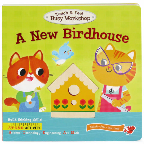 A New Birdhouse - Cottage Door Press