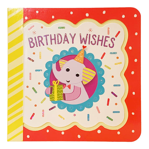 Birthday Wishes - Cottage Door Press