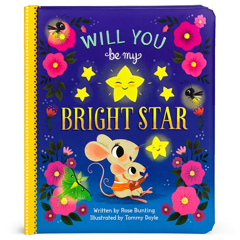Will You Be My Bright Star?