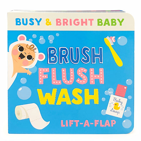 Brush Flush Wash - Cottage Door Press