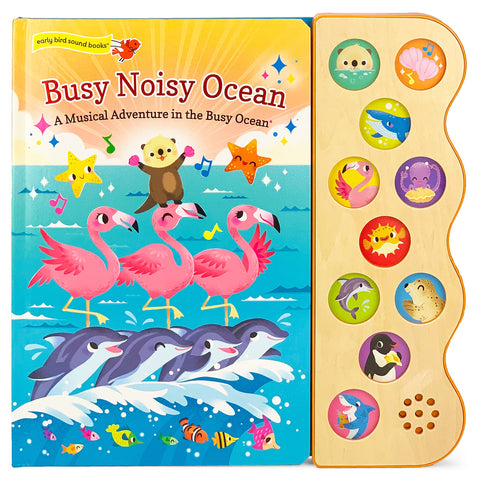 Busy Noisy Ocean