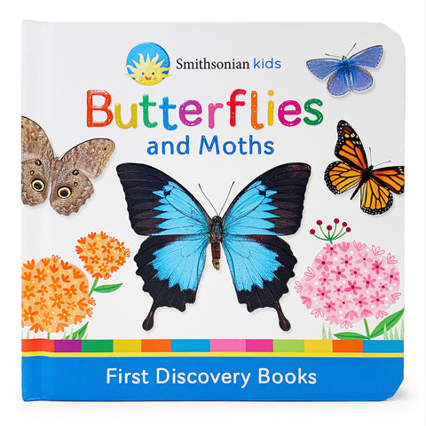 Smithsonian Kids: Butterflies and Moths - Cottage Door Press