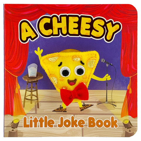 A Cheesy Little Joke Book - Cottage Door Press