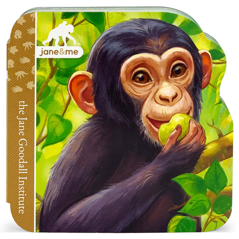 Jane & Me: Chimpanzees