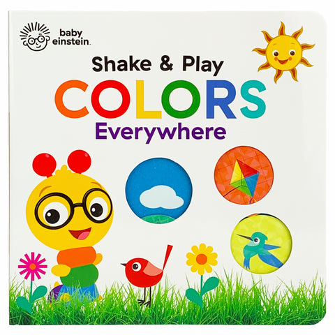 Baby Einstein Shake & Play Colors Everywhere - Cottage Door Press