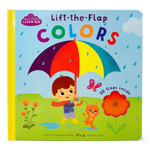 Lift-the-Flap Colors - Cottage Door Press
