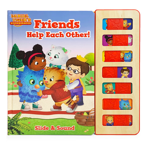 Friends Help Each Other! - Cottage Door Press
