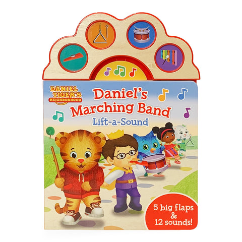 Daniel's Marching Band - Cottage Door Press