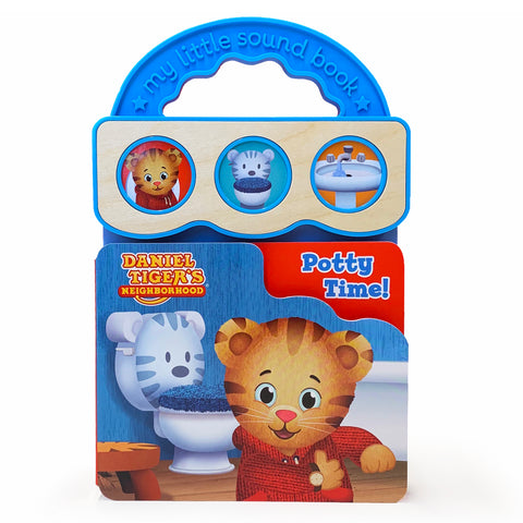 Daniel Tiger Potty Time - Cottage Door Press