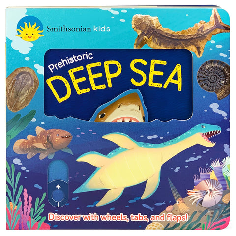 Smithsonian Kids: Prehistoric Deep Sea