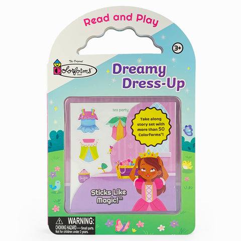 Colorforms Dreamy Dress-Up