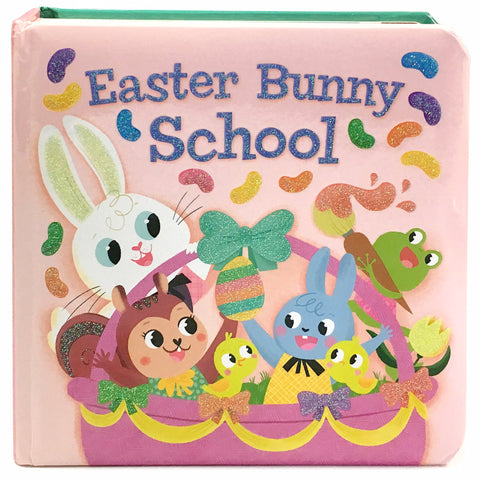 Easter Bunny School - Cottage Door Press, LLC - 1