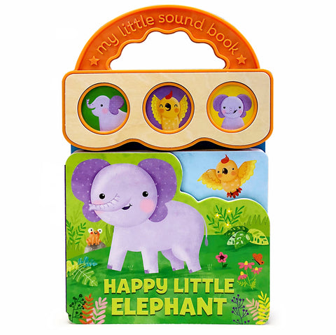 Happy Little Elephant - Cottage Door Press