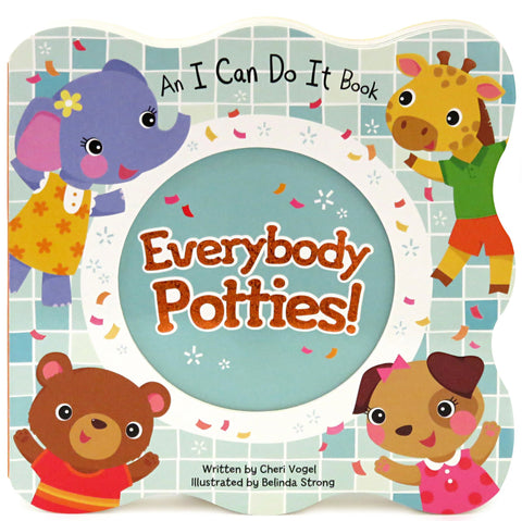 Everybody Potties - Cottage Door Press, LLC - 1