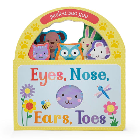 Eyes, Nose, Ears, Toes - Cottage Door Press