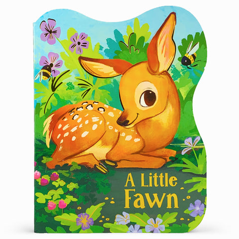A Little Fawn - Cottage Door Press