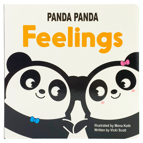 Panda Panda Feelings - Cottage Door Press